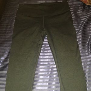 NWT cropped fabletics leggings